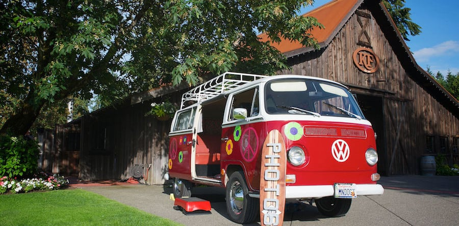 The Original Seattle Photo Bus