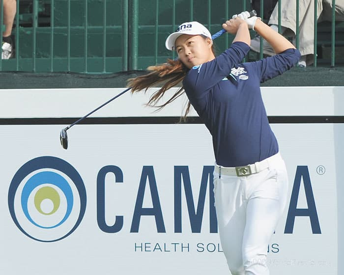 LPGA Portland Classic Golfer Cambia Health solutions 1000 Words evetns photography